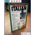 【二手9成新】Wicked Italian for the Traveler (Wicked Series)