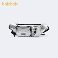 【狂欢返场5折价:59.5】巴拉巴拉儿童背包小学生男童女童时尚斜挎包2021新款洋气时尚实用