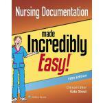 预订 Nursing Documentation Made Incredibly Easy临床医学 [ISBN:978