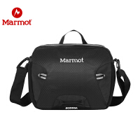 Marmot/土拨鼠新款户外运动斜挎包大容量肩包可拆卸休闲包