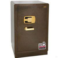 得力3605指纹保险箱3C认证保险柜家用可入墙全钢办公指纹密码