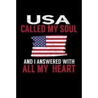 【预订】USA Called My Soul and I Answered with all My Heart: A