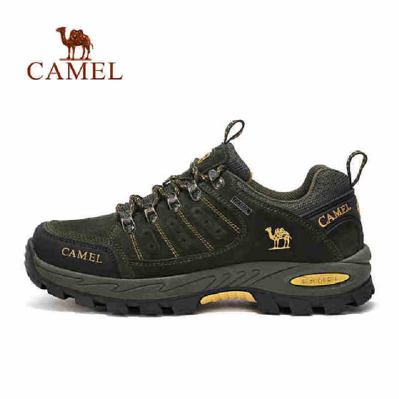 camel骆驼情侣款徒步鞋 男女防滑低帮时尚徒步鞋官方正品,七天无理由退换货,59元起包邮