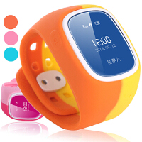 儿童手表智能手表电话手机插卡能打电话学生小孩手环GPS定位手表 生活防水 安全充电 远程监护