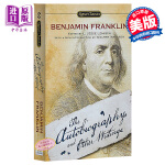 【中商原版】本杰明.富兰克林的自传和其他著作 英文原版 Signet Classics: The Autobiogra