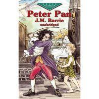 按需印刷 Peter Pan (Dover Children's Evergreen Classics)
