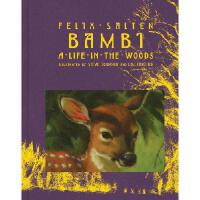 【预订】Bambi: A Life in the Woods 9781442493452