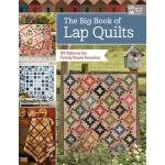 预订 The Big Book of Lap Quilts: 51 Patterns for Family Room