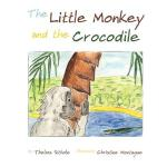 【预订】The Little Monkey and the Crocodile