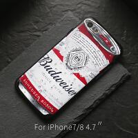 苹果x手机壳新款iphone7plus个性创意iphonex潮牌7男8p可口可乐6s