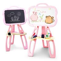 儿童画画板磁性写字板宝宝小孩玩具1-3岁2婴幼儿彩色超大涂鸦黑板