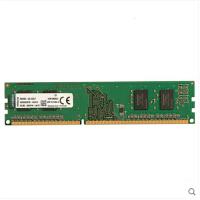 【支持礼品卡支付】金士顿 2g内存条 DDR3 1333 2G 台式机内存条 2g KVR13N9S6/2