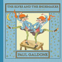 The Elves and the Shoemaker小精灵和鞋匠 ISBN9780544530997