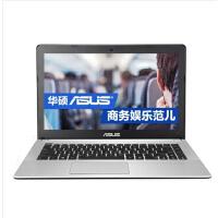 【支持礼品卡支付】华硕(ASUS)X450JB4200 14英寸笔记本电脑 (i5-4200H 4G 1TB GT94