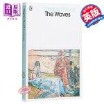 【中商原版】海浪 英文原版 The Waves-Virginia Woolf
