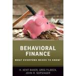 【预订】Behavioral Finance: What Everyone Needs to Know(r)