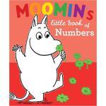 英文原版绘本 姆明一族Moomin's Little Book of Numbers 穆明的数字小书 数字启蒙早教撕不