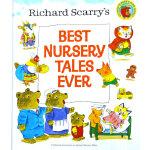 Richard Scarry's Best Nursery Tales Ever 斯凯瑞最佳幼儿故事(6个著名故事合辑