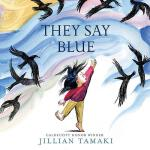 预订 They Say Blue [ISBN:9781419728518]
