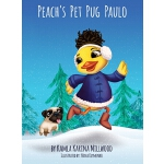 预订 Peach's Pet Pug Paulo [ISBN:9780997253306]