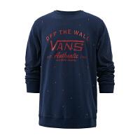 Vans范斯 男子运动休闲套头衫 VN0A2YNQKEY VN0A2YKVBLK 现