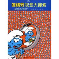 蓝精灵视觉大搜索系列(全3册)