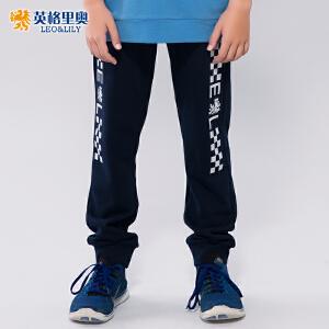 系绳儿童宽松大码运动长裤中大童休闲卫裤