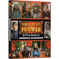 可怕的历史电影版 精装设定集 Horrible Histories the Movie Rotten Romans H