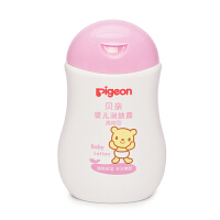 【当当自营】Pigeon贝亲 婴儿润肤露(清爽型)200ml IA100 贝亲洗护喂养用品