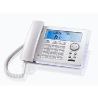步步高172来电显示有绳电话 白色 大屏幕、大字体免电池设计