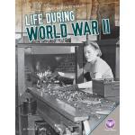 【预订】Life During World War II