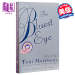 最蓝的眼睛 英文原版 The Bluest Eye Toni Morrison Vintage Books