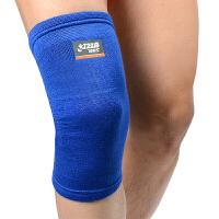 红双喜DHS登山篮球骑行运动保暖防护护膝 (单只装) 155护膝(均码单只)