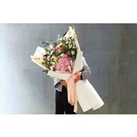 加长加厚牛皮卡/节日大型花束包花纸/鲜花店用品纸材料