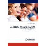 预订 Glossary of Mathematics [ISBN:9783844302035]