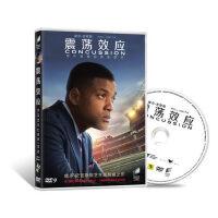 震荡效应 正版高清影片DVD光盘光碟片 欧美电影 威尔史密斯