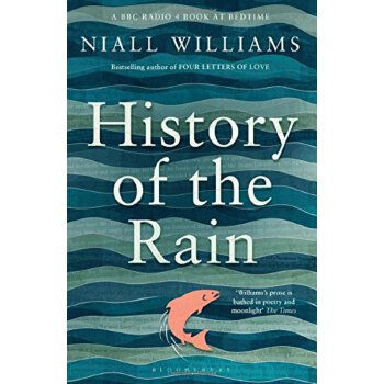 The Man Booker Prize Longlist 2014: History of the Rain    ISBN:9781408852033