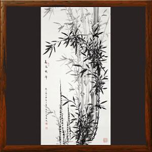 《高风亮节》刘春之-北京美协会员,实力画家【ABOOML591】