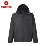 Marmot/土拨鼠男女款秋冬保暖三合一抓绒夹克冲锋衣