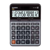 卡西欧台式计算器办公商务计算机中号新款DX-120B太阳能财务会计办公用