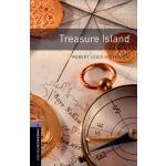 Oxford Bookworms Library: Level 4: Treasure Island 牛津书虫分级读物