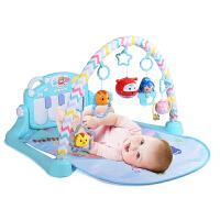 婴儿玩具脚踏钢琴健身架萌鸡小队新生儿童益智音乐毯6宝宝0-1岁3-12个月