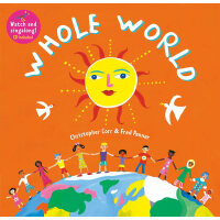 Whole World(A Barefoot Singalong)整个世界(书+CD)ISBN978184686832