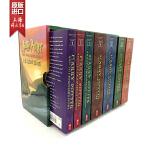 哈利波特全集 英文原版小说 英文版 全套 Harry Potter 1-7英文原版书 美版经典版