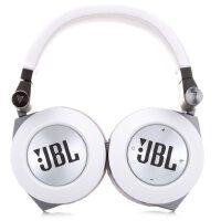 jbl E50BT头戴式便携可折叠蓝牙耳机 无线立体声 重低音带麦克风耳机 全国联保