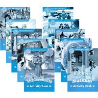 阅读与想象一阶段配套活动书练习10册 Oxford Read and Imagine Activity Book L3