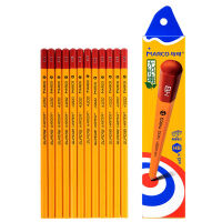 马可 HB/2B铅笔 学生书写铅笔 送卷笔刀4200-12CB12 支装