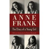 英文原版 安妮日记 励志经典 Anne Frank: The Diary of a Young Girl
