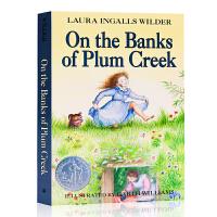 【满300-100】小木屋系列小说第四部:在梅溪边On the Banks of Plum Creek英文版原版小说 纽