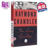 漫长告别 英文原版 The Long Goodbye Raymond Chandler Vintage Books
